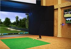 如果在模拟高尔夫中挥杆时胯部动作不对
