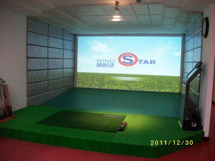 韩国原装进口WS1型红外模拟高尔夫